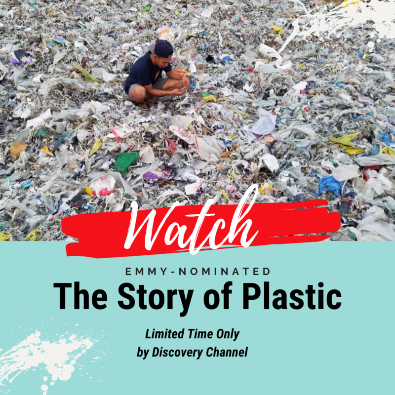 Watch The Story of Plastic for free on Discovery YouTube